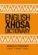 Books - Oxford English Xhosa Dictionary (Hardback) | ISBN 9780195702903