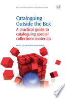 Cataloguing Outside the Box