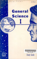 Study Guide for General Science I  to be Used with USAFI Course E275