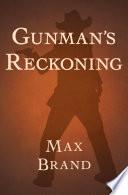 Gunman s Reckoning