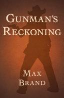 Gunman's Reckoning Pdf/ePub eBook
