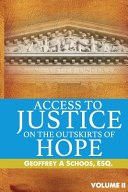 Access To Justice On The Outskirts Of Hope