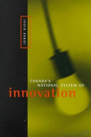 Canada s National System of Innovation