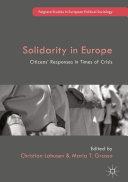 Solidarity in Europe