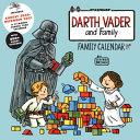 Darth Vader   Family Family 2021 Calendar