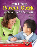 Fifth Grade Parent Guide For Your Child S Success