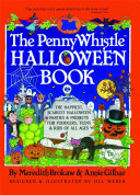 Penny Whistle Halloween Book