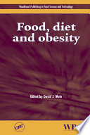 Food  Diet and Obesity Book