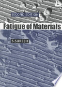 Fatigue of Materials Book
