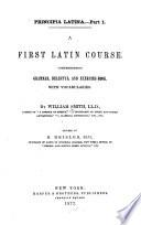 Principia Latina  A first Latin course