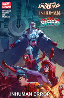 Amazing Spider-Man/Inhumans/All-New Captain America Pdf/ePub eBook