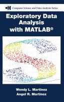 Exploratory Data Analysis with MATLAB