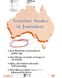 Australian Studies in Journalism