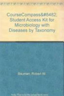 CouseCompass Microbiology Student Access Kit Book
