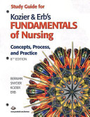 Cover of Study Guide for Kozier and Erb's Fundamentals of Nursing