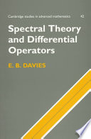 Spectral Theory and Differential Operators