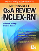 Lippincott Q&A Review for NCLEX-RN + Lippincott's NCLEX 10,000 Access Code