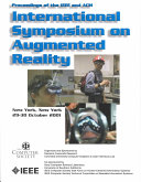IEEE and ACM International Symposium on Augmented Reality