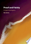 Proof and Falsity