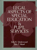Legal Aspects of Special Education and Pupil Services