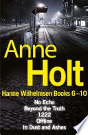 Hanne Wilhelmsen Series Books 6 10