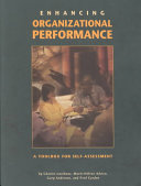 Enhancing Organizational Performance