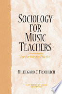 Sociology for Music Teachers