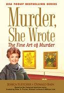 Murder, She Wrote: The Fine Art of Murder Pdf