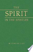 The Spirit In The Epistles