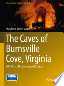 The Caves of Burnsville Cove  Virginia