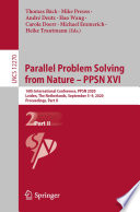 Parallel Problem Solving from Nature     PPSN XVI
