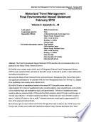 Shasta-Trinity National Forest (N.F.), Motorized Travel Management