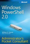 Windows PowerShell 2 0