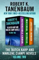 The Butch Karp and Marlene Ciampi Novels Volume Two Pdf/ePub eBook
