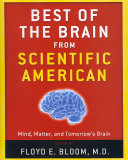 Best of the Brain from Scientific American Book