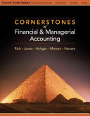 Cornerstones of Financial and Managerial Accounting  Current Trends Update