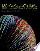 Cover of Database Systems: Design, Implementation, & Management