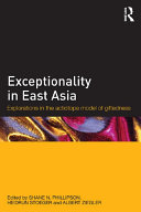 Exceptionality in East Asia