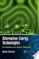 Alternative Energy Technologies Book PDF