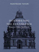 Interpreting the Renaissance