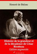 Pdf Histoire de la grandeur et de la décadence de César Birotteau Telecharger