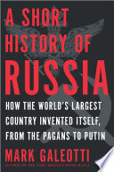 A Short History of Russia Book