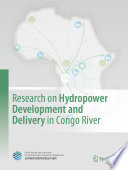 Research on Hydropower Development and Delivery in Congo River
