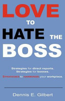 Love to Hate the Boss Book