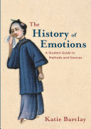 The History of Emotions Book