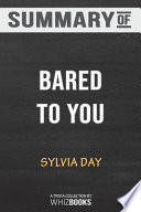 Summary of Bared to You by Sylvia Day: Trivia/Quiz for Fans