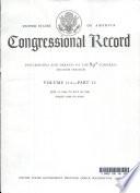 Congressional Record Book PDF