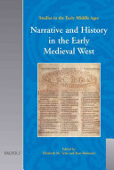 Narrative and History in the Early Medieval West