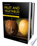 Fruit and Vegetables Book