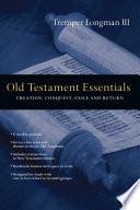 Old Testament Essentials Book